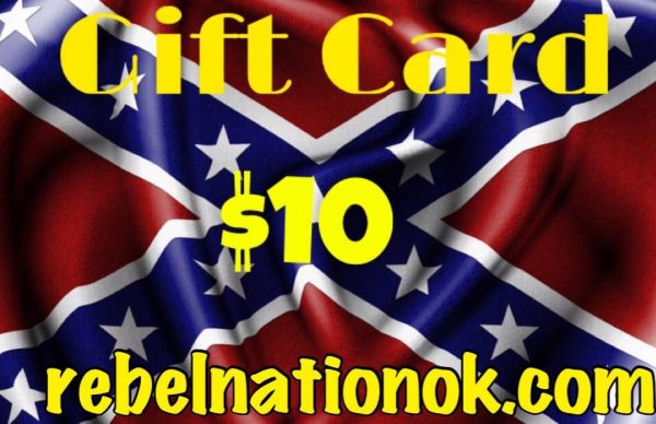 Rebel Nation Gift Card