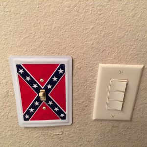 Rebel Light Switch Cover