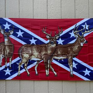 Confederate Buck Flag