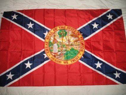 Florida Rebel Flag