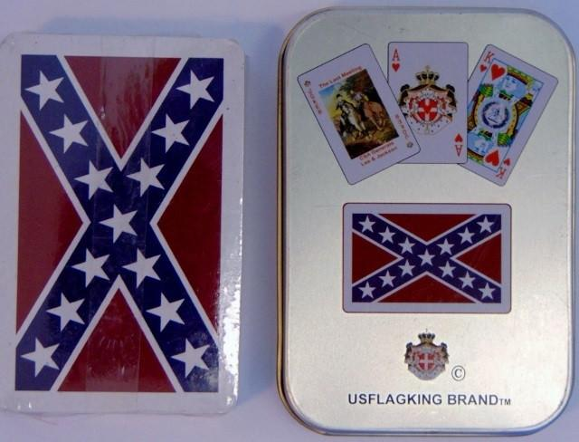Playing Cards W/Collectible Tin