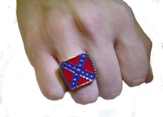 Confederate Men's Ring