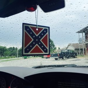 Rebel Flag Air Fresheners (3-pack)