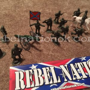 Confederate Army Men Set