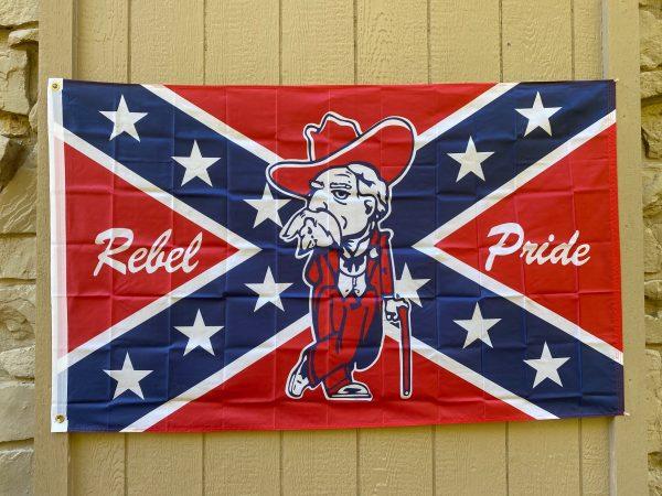 Ole Miss Confederate Flag