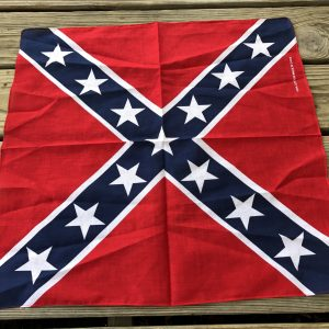Confederate Flag Bandana Big