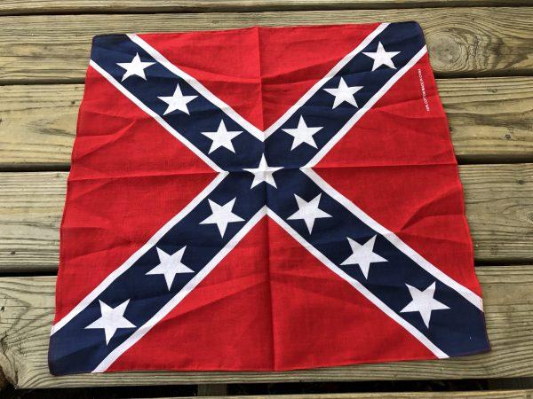 Confederate Flag Bandana Big