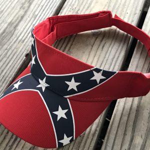 Confederate Visor