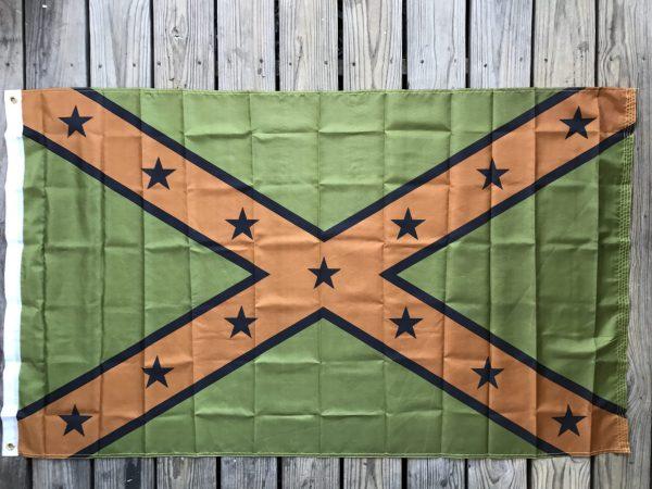 Camo Battle Flag