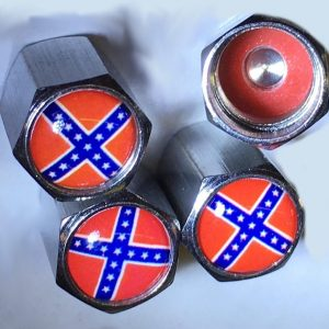 Confederate Valve Stem Covers