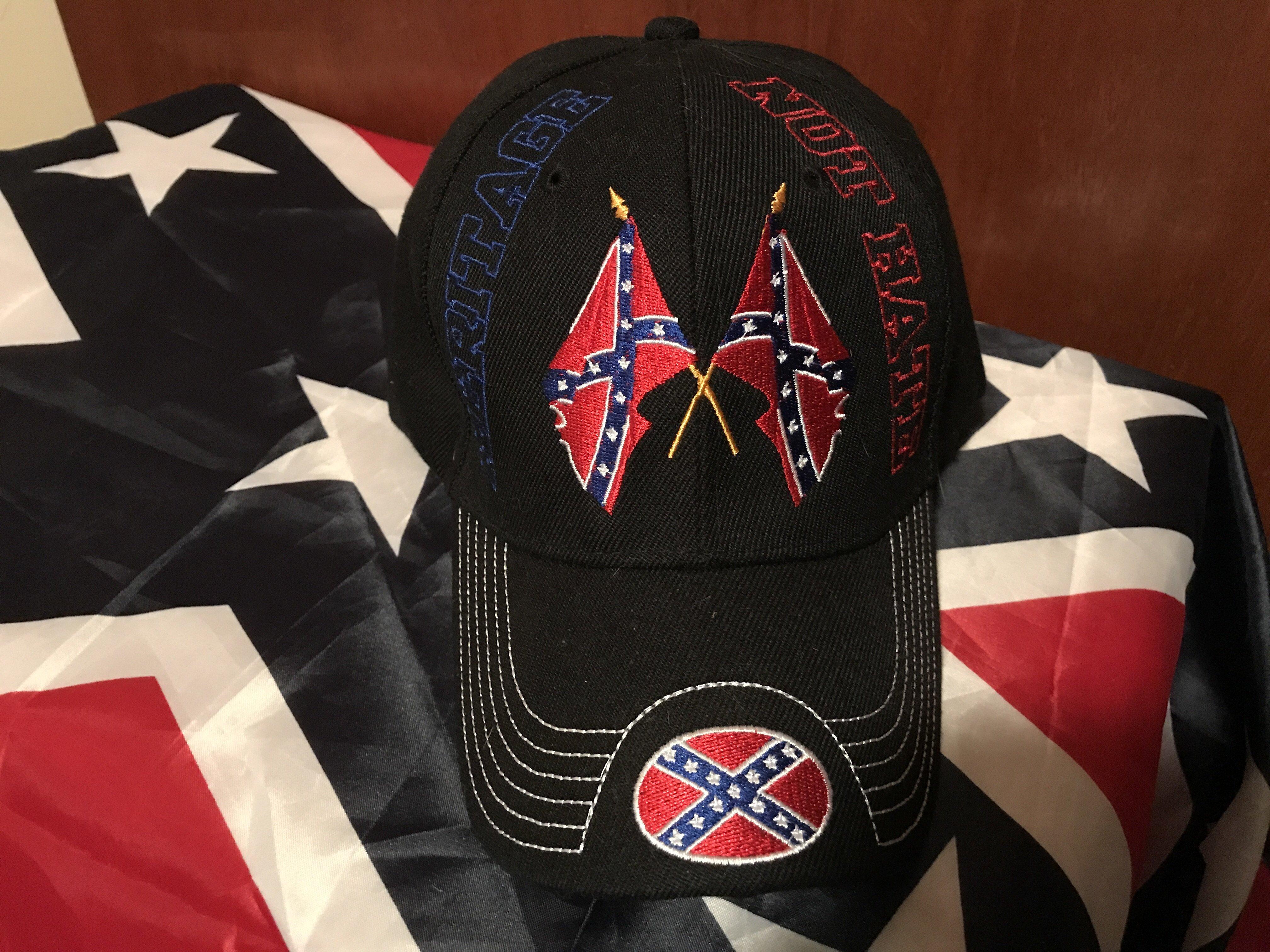 Heritage Not Hate Cap V2