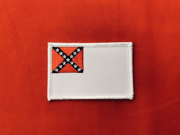 2nd National Confederate Flag Patch