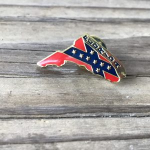 Florida Confederate Lapel Pin