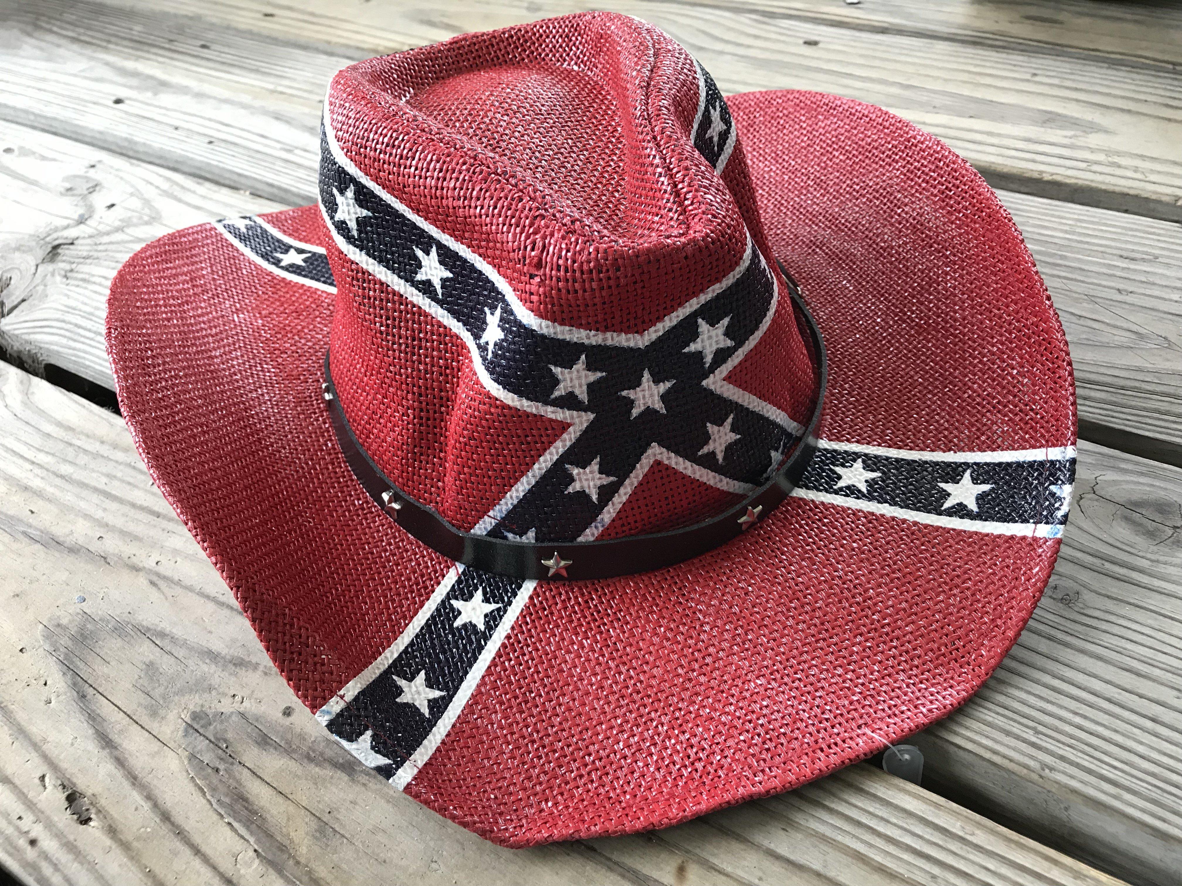 Rebel Cowboy Hat