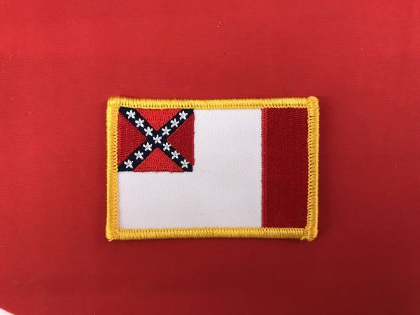 3rd National Confederate Flag Patch