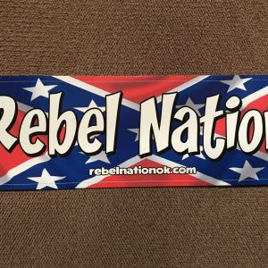 Rebel Nation Bumper Sticker