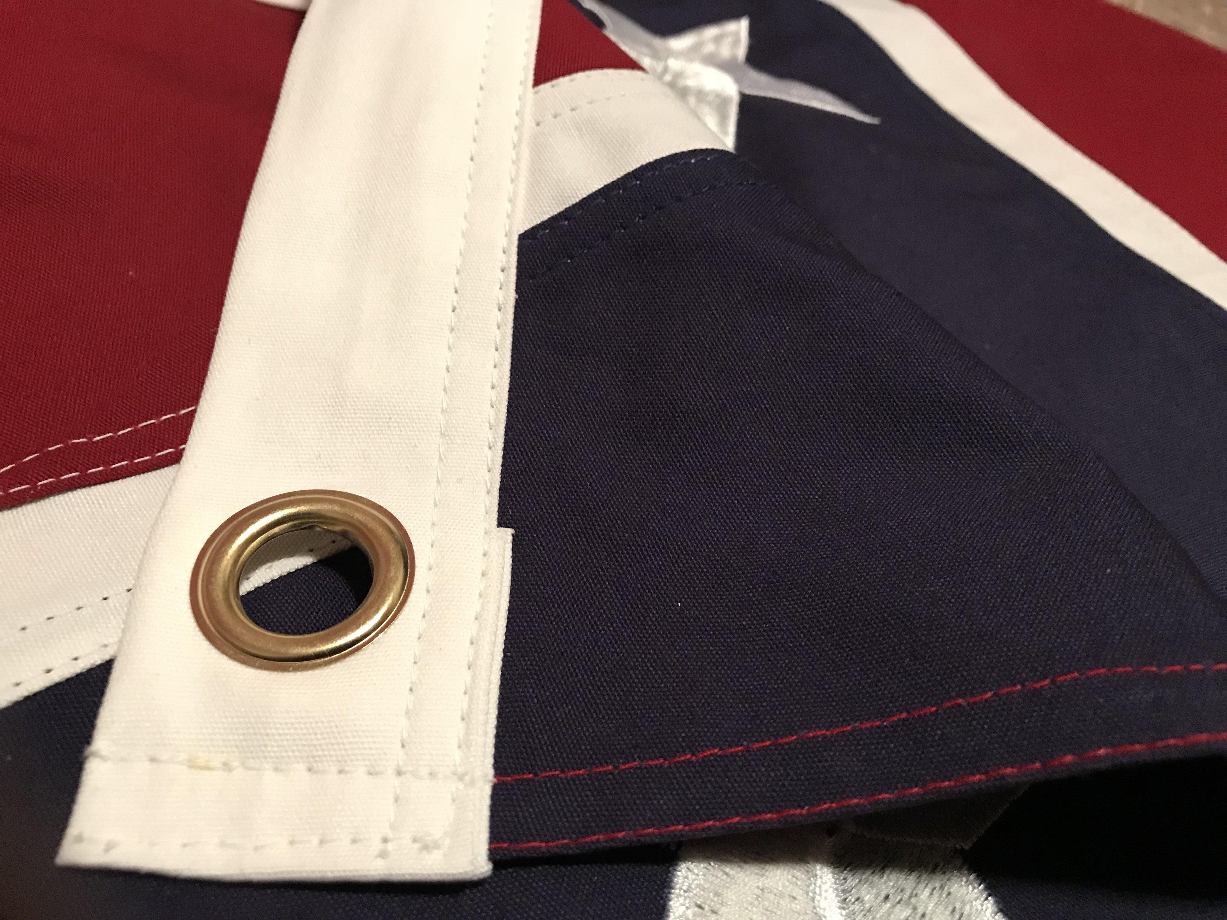 Premium Confederate Cotton and Nylon Flag
