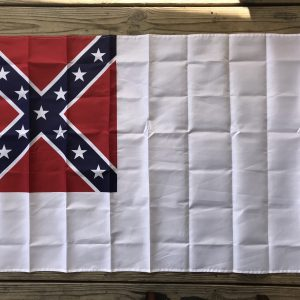 2nd National Confederate Flag