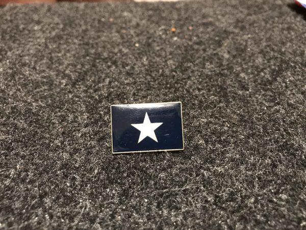 Bonnie Blue Flag Pin
