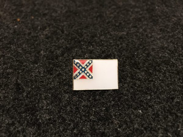 2nd Confederate National Flag Pin