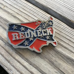 Redneck Belt Buckle