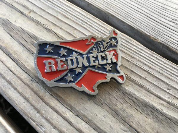 Redneck Belt Buckle