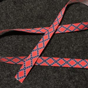 Confederate Battle Flag Ribbon