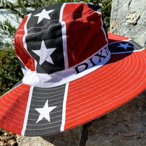Rebel Flag Bucket Hat