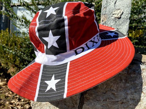 Rebel Flag Bucket Hat