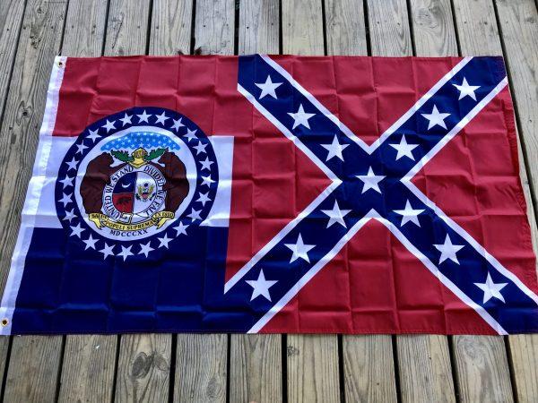 Missouri Battle Flag