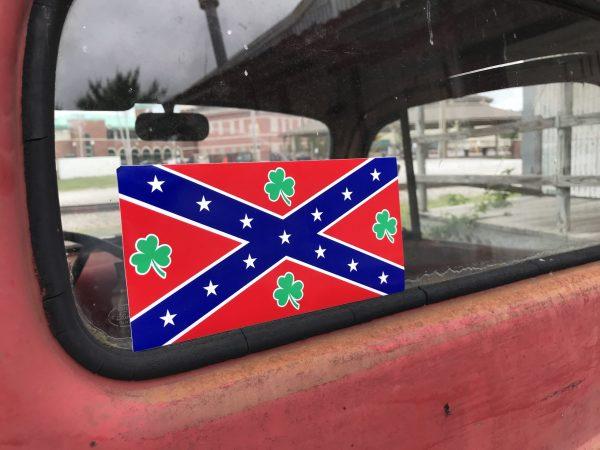 Irish Rebel Bumper Sticker
