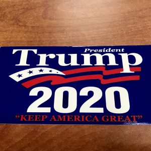 Trump 2020 Sticker