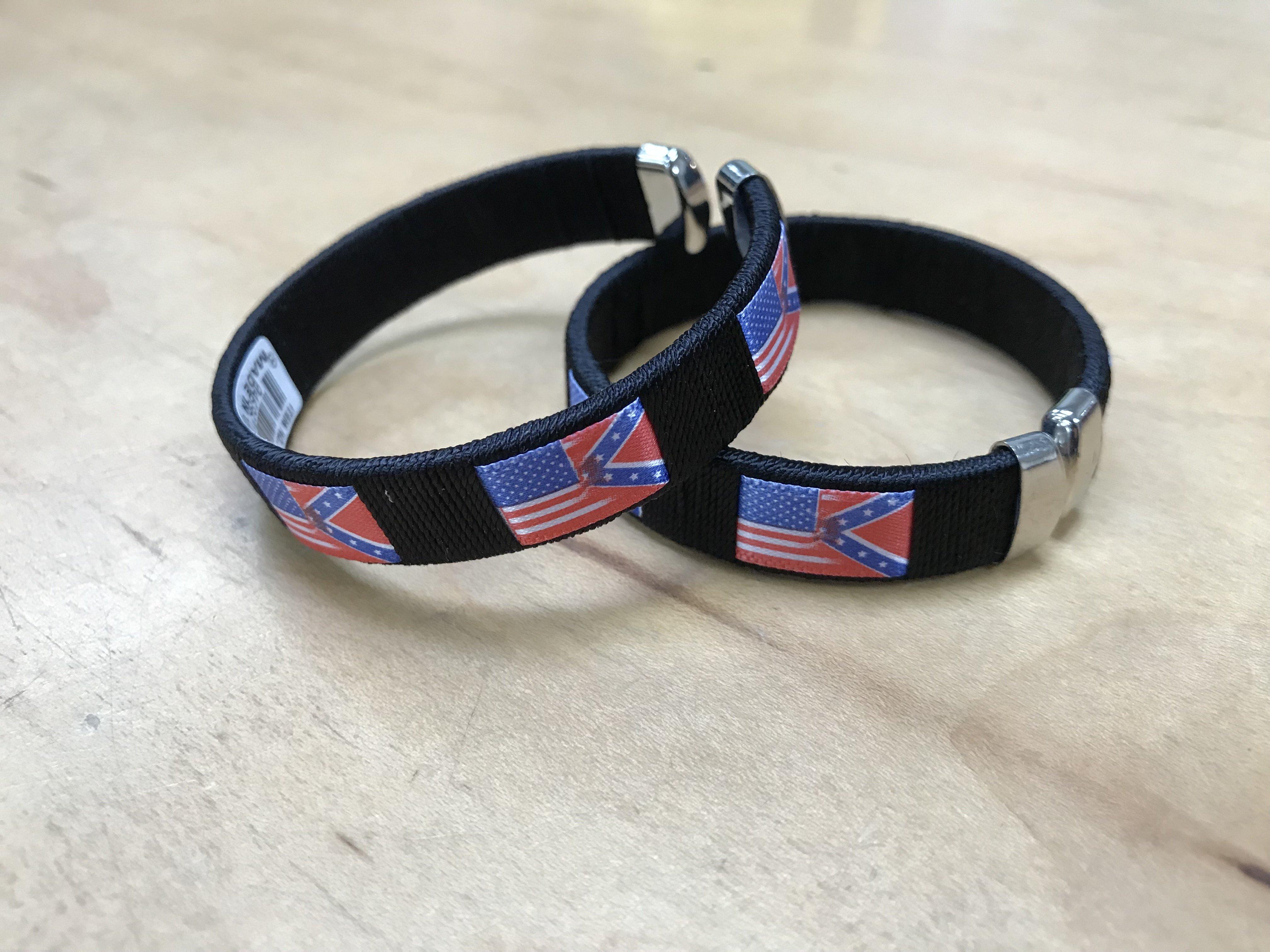Half and Half U-Shaped Bracelet