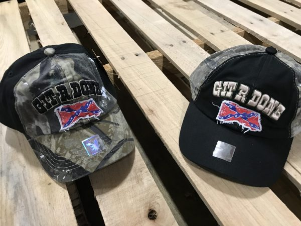 Git R Done Rebel Cap