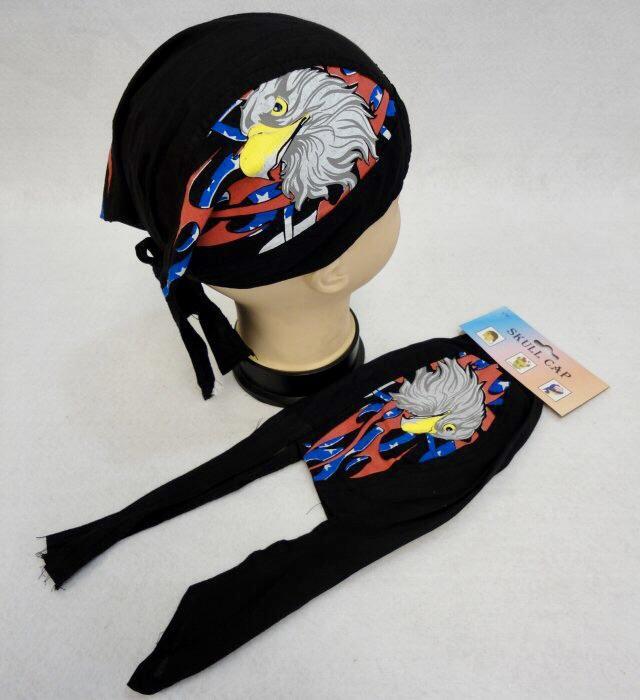 Rebel Tribal Eagle Do Rag