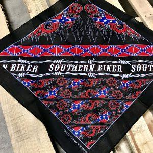 Southern Biker Rebel Bandana