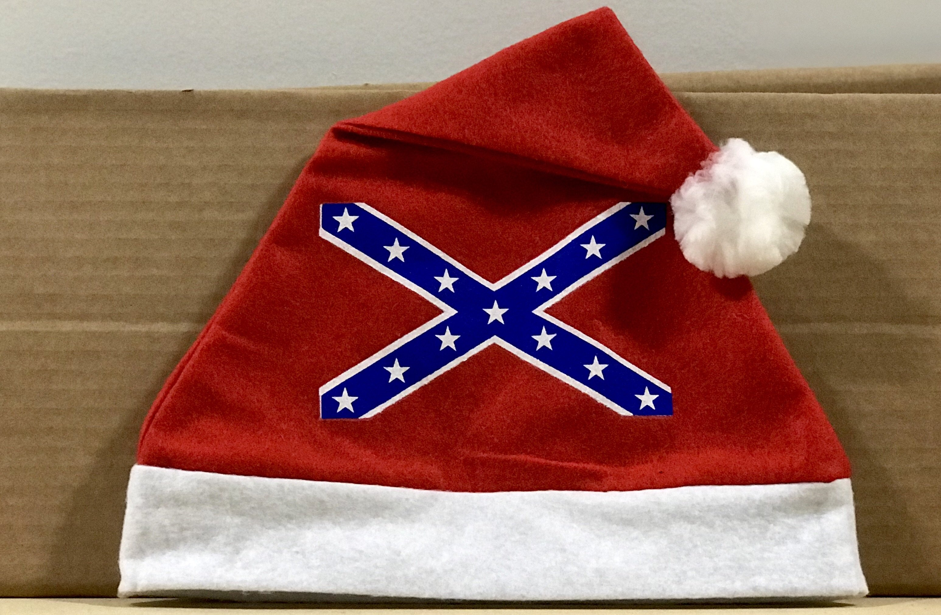 Rebel Santa Hat