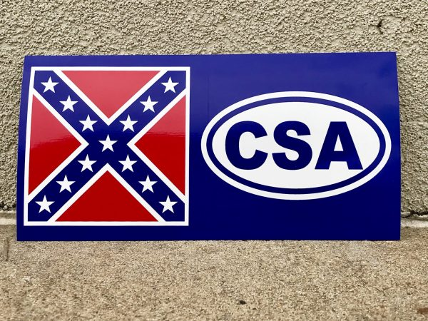 CSA Bumper Sticker