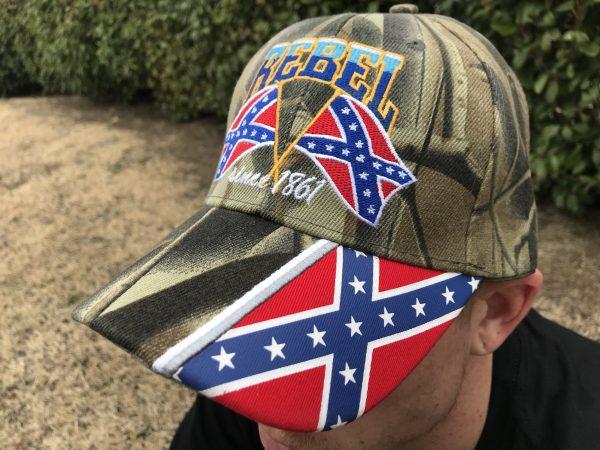 Rebel Since 1861 Hat