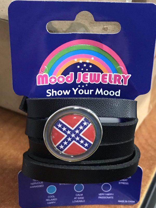 Rebel Mood Wrap Bracelet