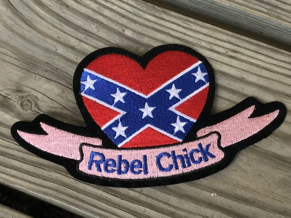 Rebel Chick Patch