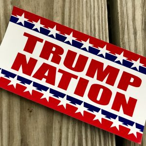 Trump Nation Sticker