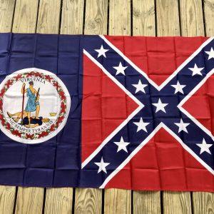 Virginia Battle Flag