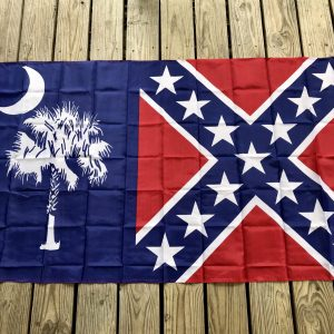 South Carolina Rebel Flag