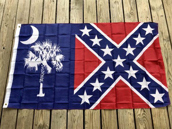 South Carolina Rebel Flag