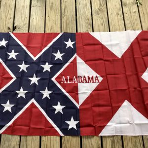 Alabama Confederate Flag
