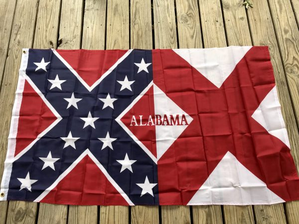 Alabama Confederate Flag