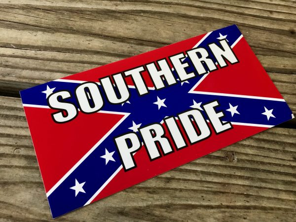 Southern Pride Rebel Sticker