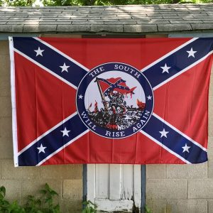 South Will Rise Again 4x6 Flag