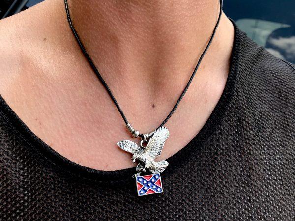 Rebel Eagle Necklace